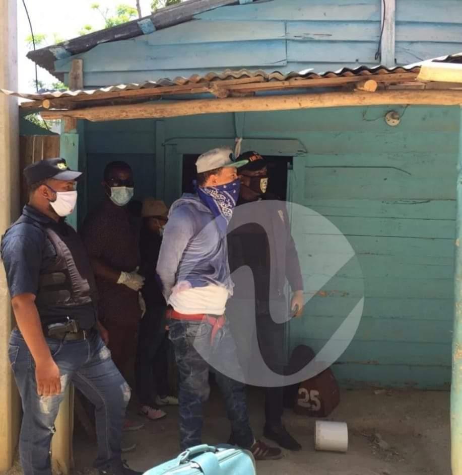 Photo of Rescatan una menor de 14 años que vivía desde los 13 con hombre de 35