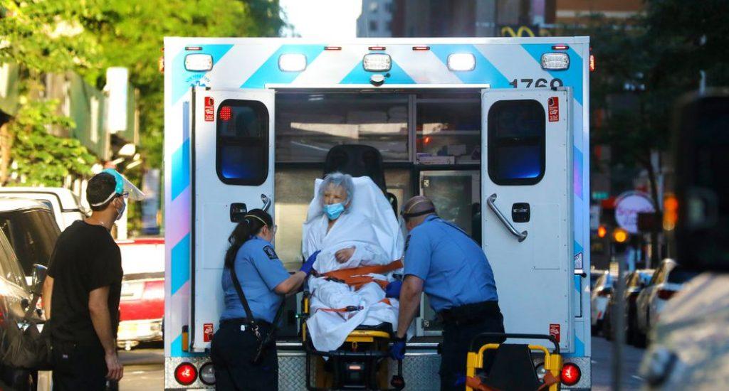 Photo of EE.UU. supera los 122.500 muertos y 2,41 millones de contagios de coronavirus