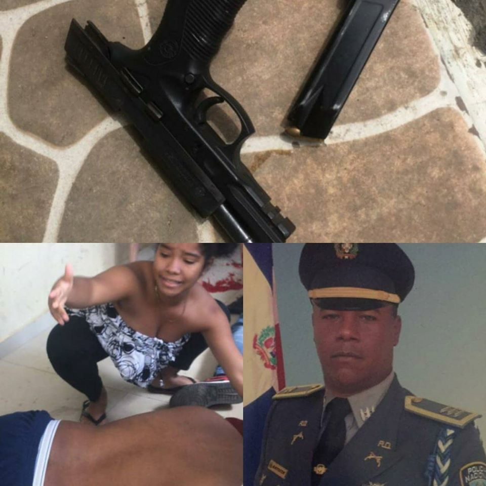 Photo of Dos agentes policiales muertos por problemas pasionales, eran Tio y sobrino.