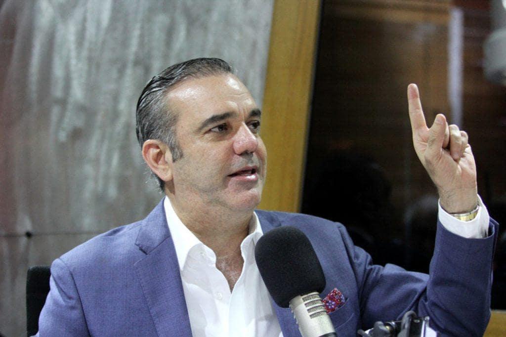 Photo of Abinader: procurador independiente perseguirá la corrupción sin interferencia del Ejecutivo,