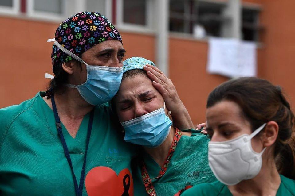 """Photo of OMS: """"Si no se siguen las normas básicas, la pandemia va a ir peor, peor y peor"""""""