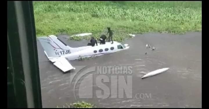 Photo of LO ÚLTIMO. Aparece en Venezuela avioneta desaparecida; apresan dos dominicanos y un venezolano.
