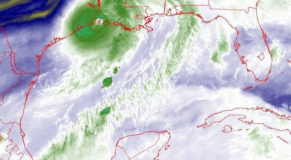 Photo of Laura toca tierra en Luisiana (EE.UU.) como potente huracán categoría 4