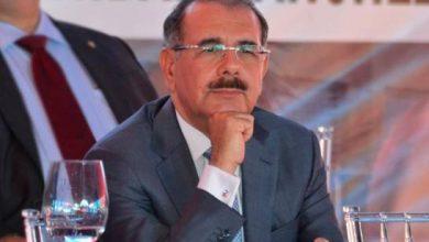 Photo of Danilo Medina 'cuando la gente vea que se equivocó decidirá por nosotros'
